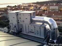 Перевозка вентиляционого оборудования