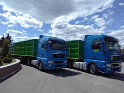 Перевозка зерна и других сыпучих грузов