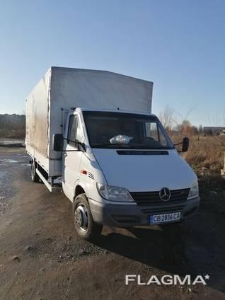 Перевозки 0.1- 4 т. по Украине (газель, спринтер, LT)