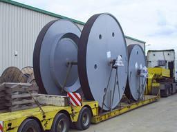 Перевозки негабаритных грузов, негабарита в Полтаве
