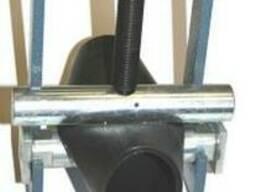 Пережимные устройства трубопровода