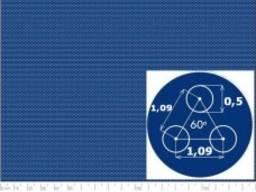 Перфорированый лист PA Rv0, 5-1, 09/0, 5/1000x2000