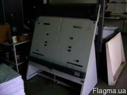 Перфорация офсетных пластин В1 для печатной машины