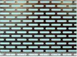 Лист перфорированный стальной 4x20-16x25/1/1000x2000 - фото 1