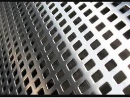 Перфорированный лист/ стальной лист с отверстиями