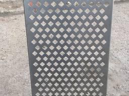 Перфорированный металлический лист - производство Запорожье