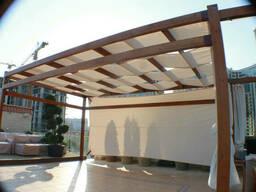 Пергола деревянная - photo 2