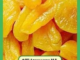 Персик цукат