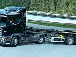 Перевозка наливных грузов. перевозка грузов.