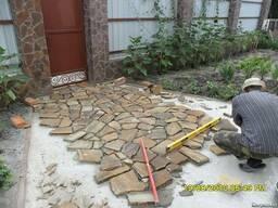 Песчаник - Дикий природный камень