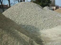 Песчано-гравийная смесь ПГС любой фракции