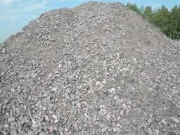 Песчано-щебеночная смесь фракция 0-40 мм