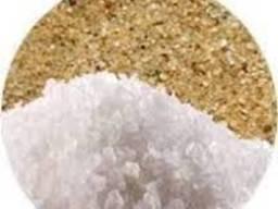 Песчано солевая смесь