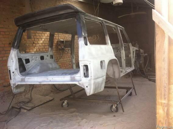 Цинкование деталей кузова автомобиля услуги Киев