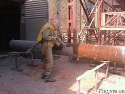 Пескоструй в Чернигове, пескоструйная обработка в Чернигове