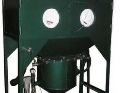 Пескоструйная камера напорного типа КАО-300-Н