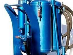 Пескоструйный аппарат Ураган П-180ЛМК
