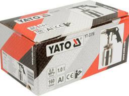 Пескоструйный пистолет с нижним бачком YATO (YT-2376)