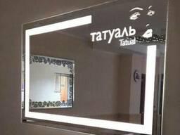 Пескоструйный рисунок,художественное матир.зеркал и стекол