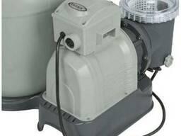Песочный насос фильтр Intex 28648 Sand Filter Pump, мощность