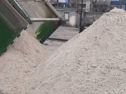 Песок белый Вольногорский