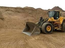 Песок Беляевский карьерный, не сеяный