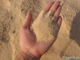 Песок беляевского карьера. Сеяный. Без глины и примесей