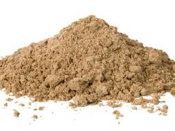 Песок вознесенский мытый Антарес, Никитинский оптом от 40 тн