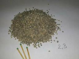 Песок кварцевый 2, 3