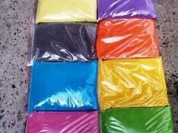 Песок кварцевый цветной