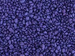 Песок кварцевый фиолетовый V-2