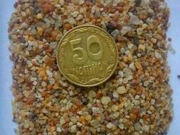 Песок кварцевый фракционированный фр. 0.2-0.4, 0.4-0.8, и тд