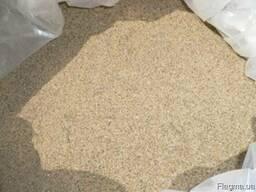 Песок кварцевый в мешках