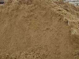 Песок Литвиненково. Крупнозернистый. Мытый.