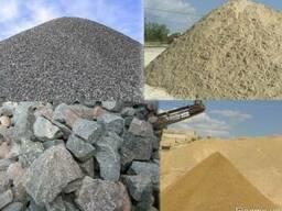 Песок (мытый)(овражный)