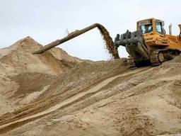 Песок мытый крупный Никитинский