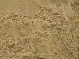 Песок овражный 30л.