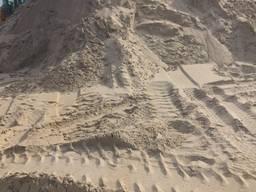 Песок речной и Овражный по хорошей цене. Оптовые цены.