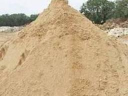 Песок речной мытый