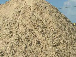 Доставка песка по Киеву и области.