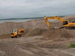 Песок речной мытый - Днепропетровск