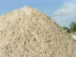 Песок речной высшее качество не дорого