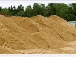 Песок , Щебень , Чернозём