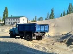 Песок - Щебень - Дрова, доставка Кременчуг