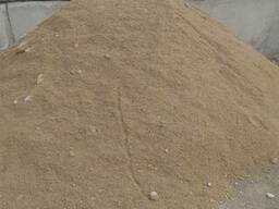 Песок, щебень, шлак