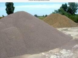 Песок стандартный монофракционный для испытания цемента