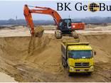 Песок строительный навалом - фото 1