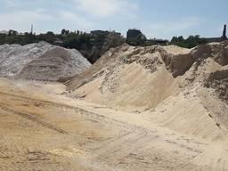 Песок строительный с Доставкой. Мариуполь