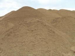 Песок мытый мелкозернистый вознесенский