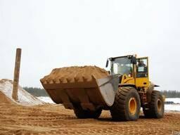 Песок с доставкой по Одессе.